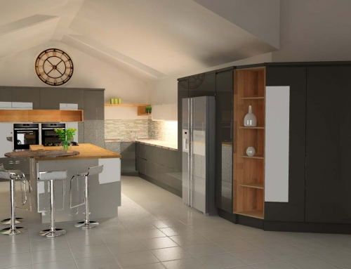 Latest Kitchen Design for Mansfield Client