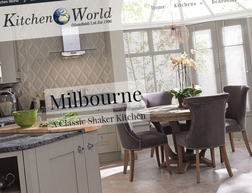 New Website for Kitchen World